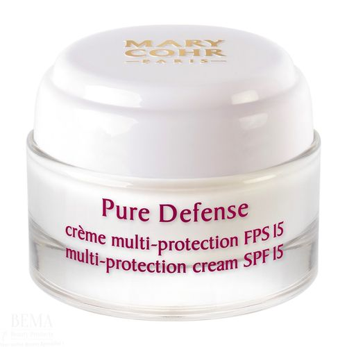 Creme Pure Defense SPF15