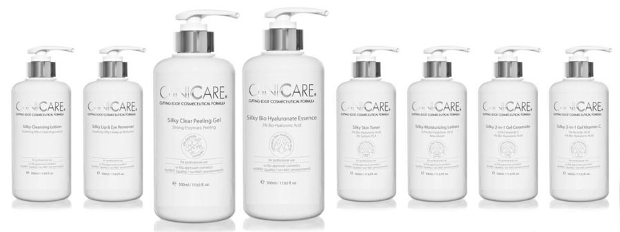 Cliniccare-Professional-Products_op_een_rij